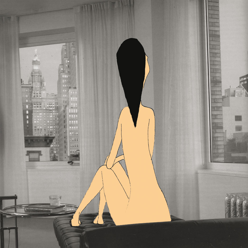 woman-in-NY-black-and-white