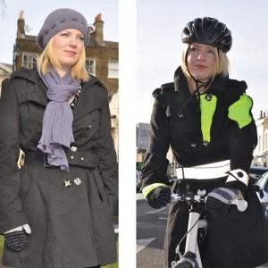 Cycle-coat