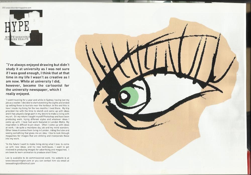 interview_disorder magazine