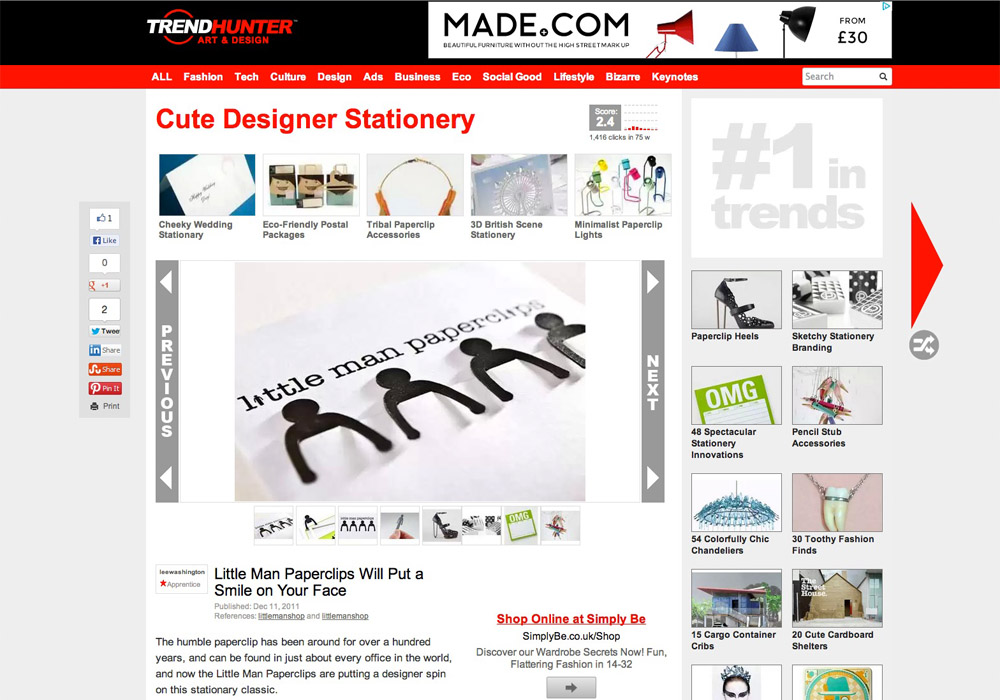 little man paperclips_trendhunter